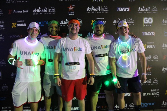 5K Electric Run